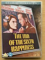 Inn Of The Sixth Happiness DVD 1958 Hollywood Classico con Ingrid Bergman