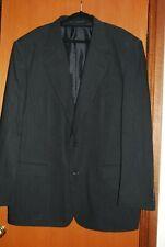 Giorgio Morelli Pure Wool Suit Steel Grey Jacket, 2 x Pants, Shirt & Tie - 112R