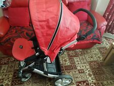 Britax b smart buggy and complete travel system