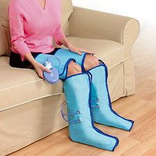 Masseur de pressothérapie à usage domestique bottes de massage jambes lourdes