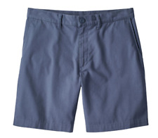 "NEW Patagonia Men's 10"" Inseam All-Wear Shorts Organic Cotton Size 36"