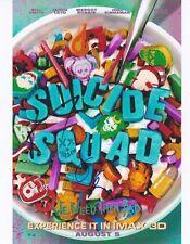 Jared Leto & David Ayer Signed SUICIDE SQUAD 10x8 Photo AFTAL OnlineCOA