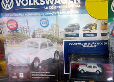 VOLKSWAGEN SEDAN 1500 (1973) - OFFICIAL COLLECTION 1:43 # 1 ARGENTINA