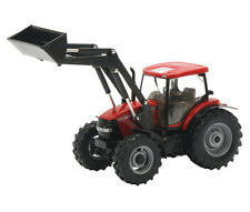 Tomy 42688 Britains Case Ih Maxxum 110 Tractor + Loader 1:32 Scale Age 3+