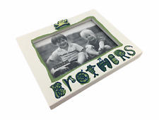 Malden Brothers  3 1/2 x 5 Wooden Picture Photo Frame Home Decor