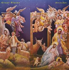 GREAT PLAINS-Born In A Barn LP '80s Columbus Garage RON HOUSE