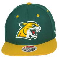 NCAA Zephyr Northern Michigan Wildcats Flat Bill Snapback Adjustable Hat Cap