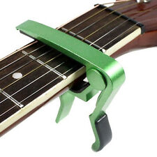 Change Key Capo Clamp for Electric Acoustic Guitar Quick Trigger Release HZ