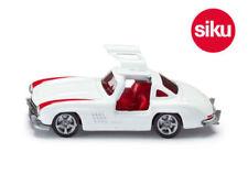 Voitures, camions et fourgons miniatures blancs SIKU 1:64
