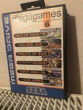 Mega Games 6 Vol 1 (Megadrive)
