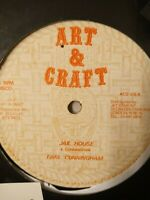 "Earl Cunningham  ‎– Jail House - 12"" Vinyl Single 1982"