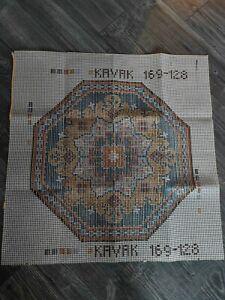 Knüpfteppich Stramin, KAVAK ( Nr. 62 )