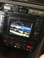 Audi A6 C5 Sat Navigation System 4b0 035 192 F No Code
