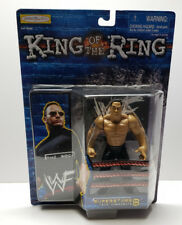 WWE WWF King of the Ring- Superstars 8 - THE ROCK - Dwayne Johnson Action Figure
