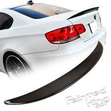 Carbon Fiber BMW 3-Series E92 Performance P-Type Rear Trunk Spoiler HIGH KICK