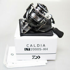NEW DAIWA CALDIA LT 2000S-XH Spinning Reel FEDEX PRIORITY 2DAY TO US