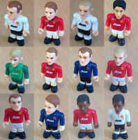 Micro Football Player Model Figure Manchester United - Various Players