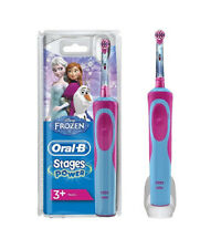 Oral-B Stages Power Kids Elektrische Zahnbürste Disney Frozen