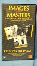 KODAK VIDEO PROGRAMS: Advanced Photography ~Creating the Image~   Used BETA Tape