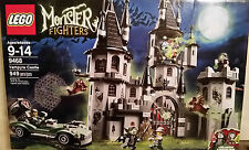 New IN Box~Lego Monster Fighters 9468 VAMPYRE/VAMPIRE CASTLE 6 minifigs~RETIRED