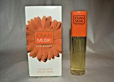 NIB JOVAN Musk For Women cologne spray for Women 2 oz / 59 ml