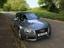 Audi A5 Convertible, cabriolet 1.8tfsi