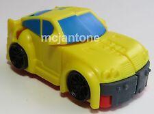LOOSE McDonald's 2002 Transformers Armada HOT SHOT Transformer Toy CAKE TOPPER