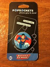 Popsockets SUPERMAN Justice League DC Universal Phone Grip Stand