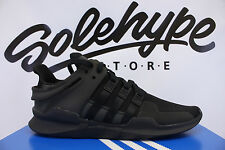 ADIDAS EQT SUPPORT ADV TRIPLE BLACK 91/16 NMD CP8928 SZ 9