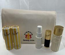 Giorgio Beverly Hills Vtg Extraordinary Travel Bag Set