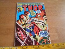Thor 215 Bronze Age 1970's comic VG