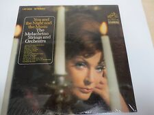 MELACHRINO STRINGS~You & The Night & The Music~Factory Sealed LP LSP-2866