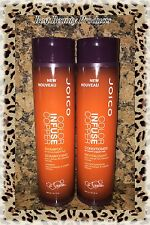 Joico Color Infuse Copper Shampoo and Conditioner 10.1 oz / 300 mL
