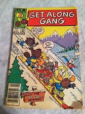 Issues #1and #3 GET ALONG GANG 1985 Star Comics. Vintage Ads. Marvel.