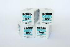 Ilford Delta 100 Pro 35mm 36 exp B+W Film (4 Pack)