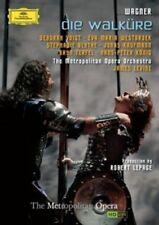 TERFEL/VOIGT/BLYTHE/KAUFMANN/LEVINE/+ - RICHARD WAGNER-DIE WALKÜRE  2 DVD  NEU