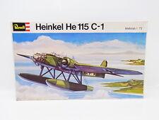LOT 44575 | Revell H-241 Heinkel He 115 C-1 Bausatz ungebaut 1:72 in OVP