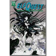 ElfQuest Kings of the Broken Wheel #5 Warp Graphics February 1991 comic books