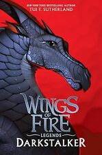 Darkstalker (Wings of Fire: Special Edition) by Tui T. Sutherland (Hardcover)