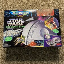 Galoob 1994 Micro Machines Space Star Wars The Death Star A New Hope