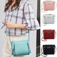 Women Lady Tote Fashion Shoulder Bags Casual Messenger Bag Simple Purse Handbags