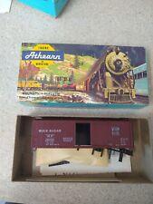 Athearn Ho Scale Wp Western Pacific 40' Wood Box Car #26839 Bulk Sugar