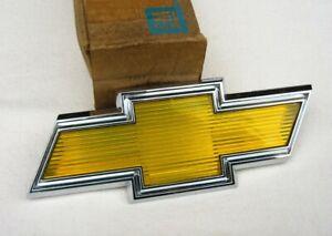 75-80 Chevrolet Truck Blazer NOS GM Grill Emblem 76 77 78 79 C10 C20 C30