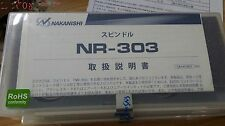 new NAKANISHI (NSK) Spindle / motor NR-303  new in box