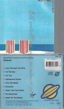 CD--MANFRED MANN'S EARTH BAND UND MANFRED MANN--CHANCE