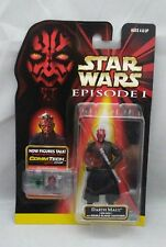 1999 Star Wars Episode I: Phantom Menace - Darth Maul .00 Variation Figure MOC