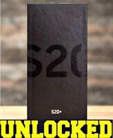 Samsung Galaxy S20+ PLUS 5G G986U1 128GB Cosmic Gray (FACTORY UNLOCKED) ❖SEALED