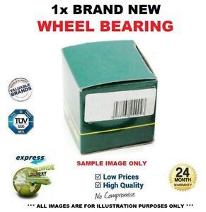 1x Front / Rear WHEEL BEARING for ASTON MARTIN DB9 Cabriolet 6.0 V12 2012-2016