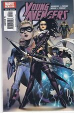 YOUNG AVENGERS (2005) #10 - Kate Bishop Cover - Back Issue
