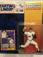 1994 Alex Fernandez starting lineup Baseball figure toy Chicago White Sox Slu